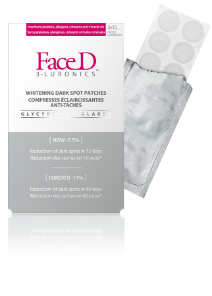 face D 3 Luronics PatchAntiMacchia lif